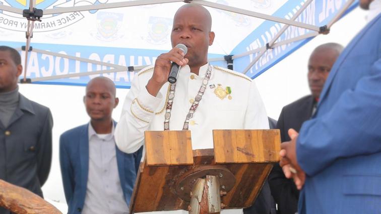 King Toni Mphephu-Ramabulana