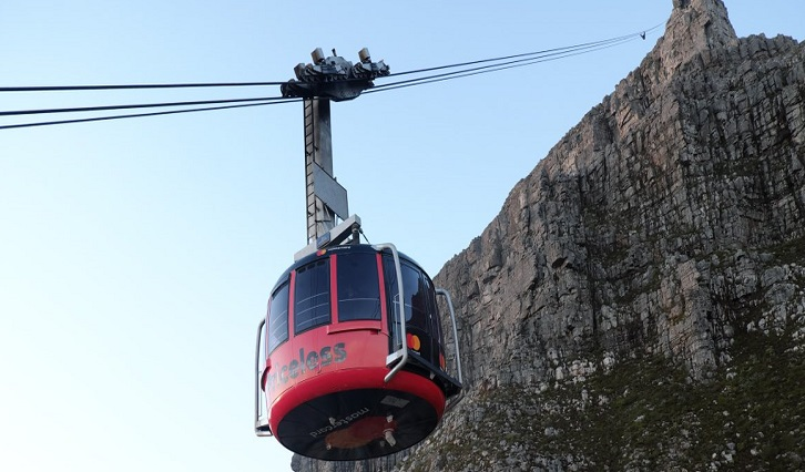 SABC News Tourism P - Table Mountain more accessible to domestic visitors