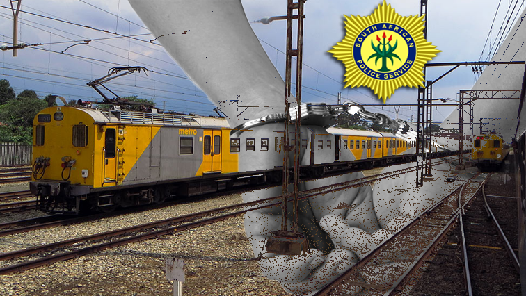 SABC News Train Damage Arrest - Man accused of torching trains remanded in prison