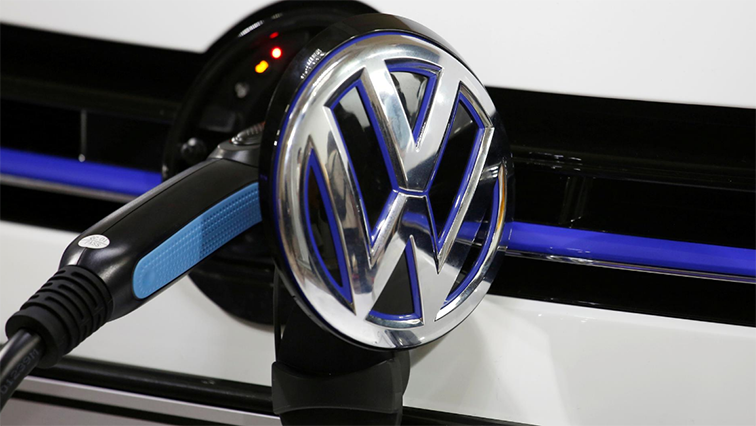 SABC News VW Electric Vehicle Charged Reuters - VW to take on Tesla X in China from 2021 with electric SUV
