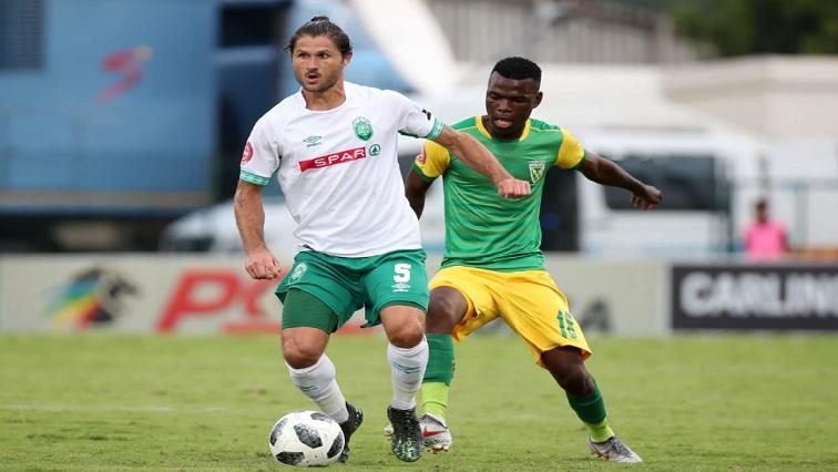SABC News VanHeerden Twitter - AmaZulu not yet safe insists Van Heerden