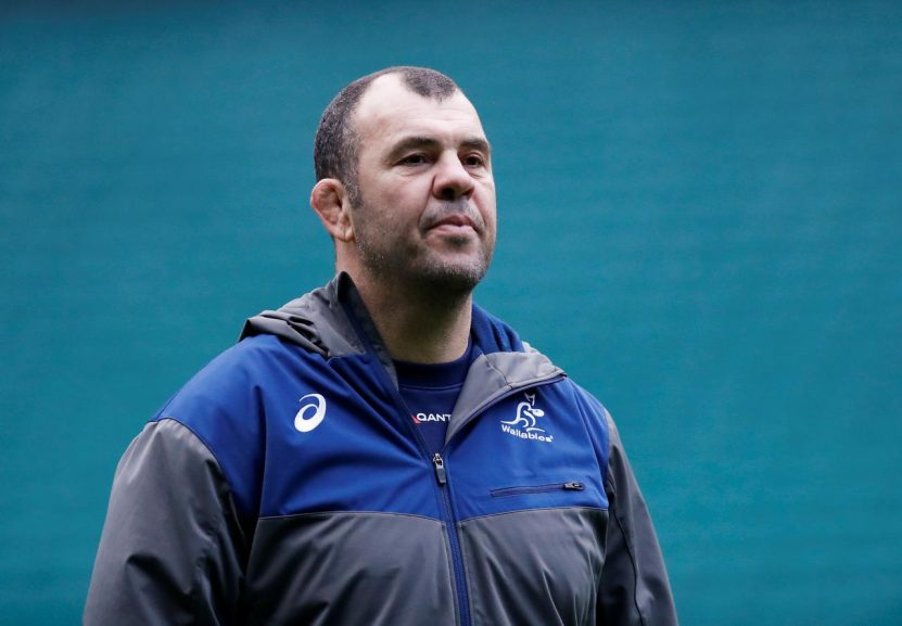SABC News Wallabies Reuters 831x577 - Wallabies' Cheika in no hurry to appoint new attack coach