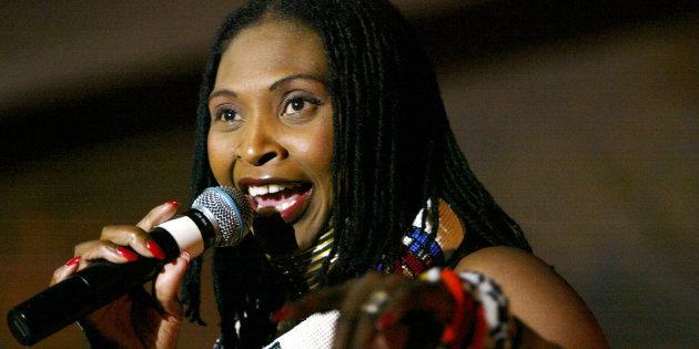 Yvonne Chaka-Chaka Mhinga