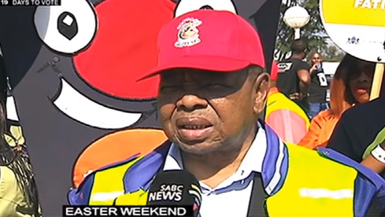 SABC News blade 1 - Nzimande calls for vigilance on the roads ahead of the Easter weekend