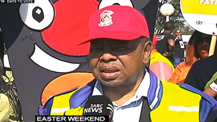 SABC News blade - Law enforcement will not be lenient on drunk drivers: Nzimande