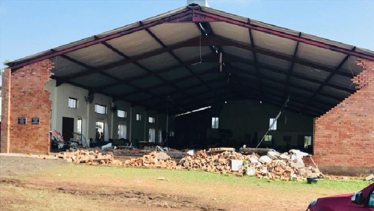 SABC News church wall collapse - Families to identify bodies of loved ones after church wall collapse