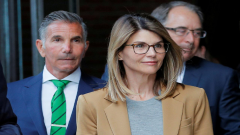 College admissions cheating scandal.