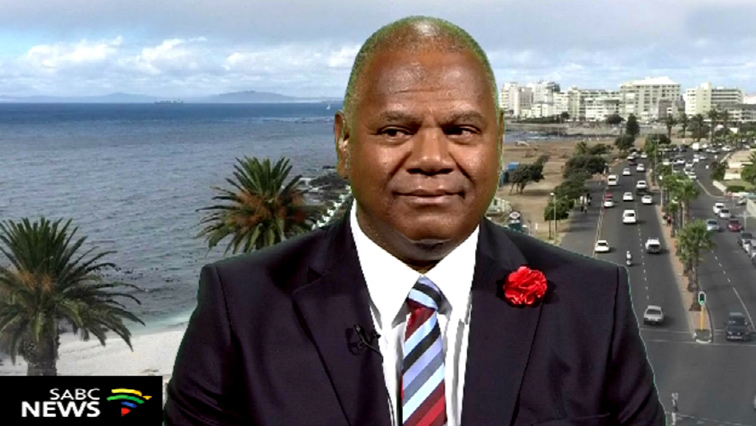 SABC News dan plato  - City of Cape Town to build new college on Cape Flats