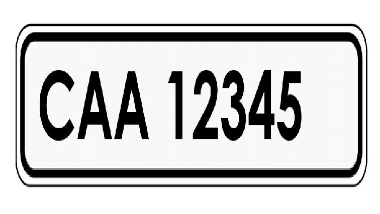 SABC News new license plates numbers CT - Cape Town residents to get new number plates