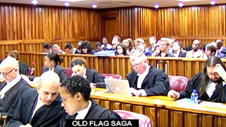 SABC News old flag issue - AfriForum accused of exploiting farm murders