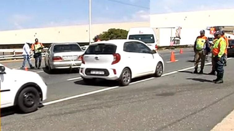 SABC News traffic - Road authorities on high alert as traffic volumes increase on N1