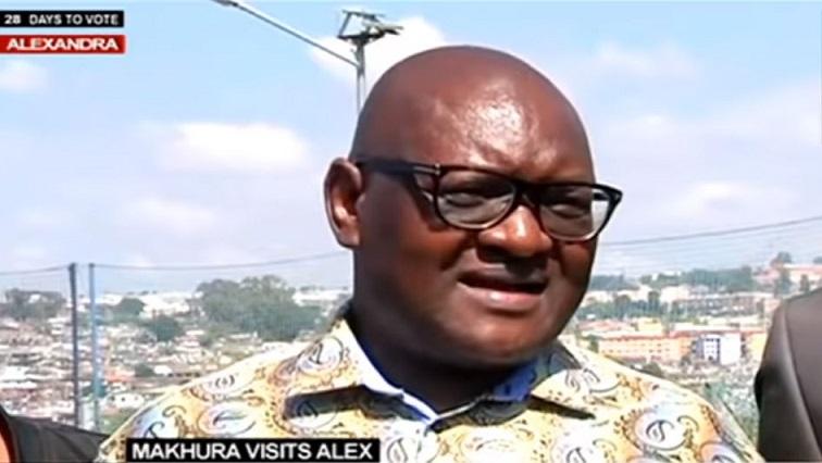 SABC News David Makhura 1 - Several protests scheduled to take place around Gauteng