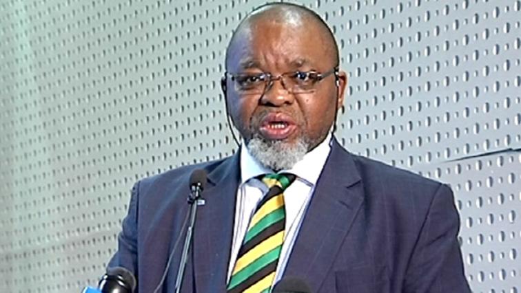 SABC News Gwede Mantashe 1 - Mantashe to inspect Emalahleni local mines
