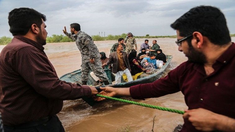 76 dead in Iran floods as Tehran weighs costs - SABC News