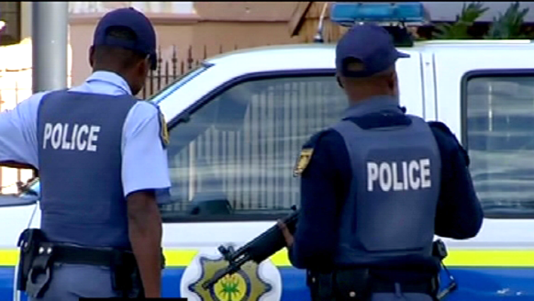 SABC News Police - Protest underway in Alexandra