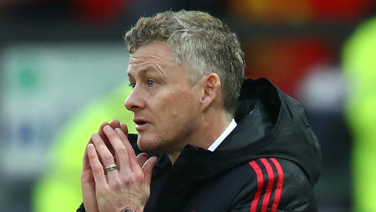 SABC News  Ole Gunnar Solskjaer Twitter@Manchesterutd46 - Man united slowly slipping away from Champions league football