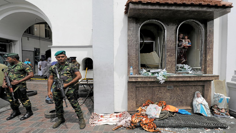 Sri Lanka attack