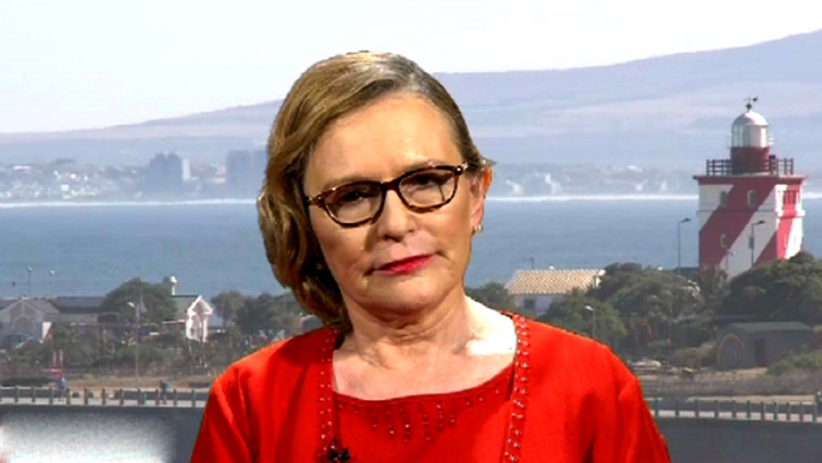 SABC News Hellen Zille - Zille launches world-first Cradle of Human Culture route