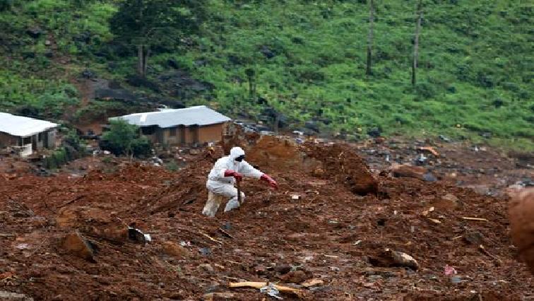 Malawi landslide