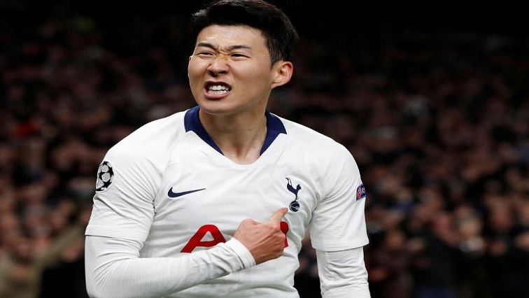 Tottenhams Son Heung min Reuters - Tottenham's Kane could miss the rest of the season