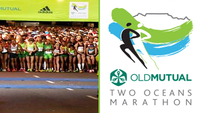 Runner and Two Oceans logo
