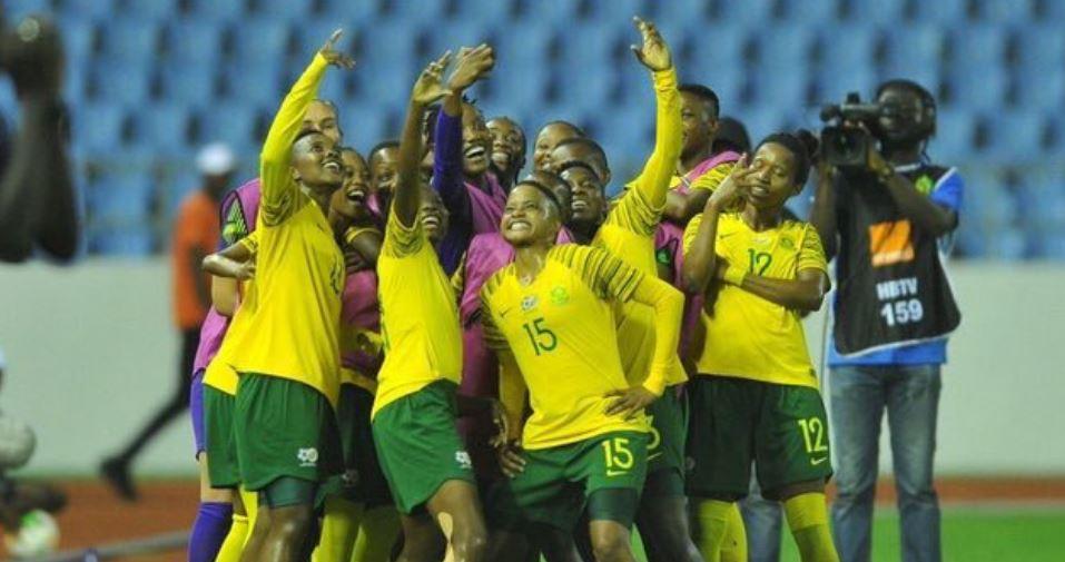 Bafana - #Banyana take to the FIFA 2019 WC