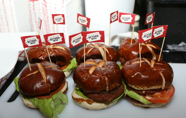 Beyond meat - Beyond Meat makes sizzling Wall Street debut