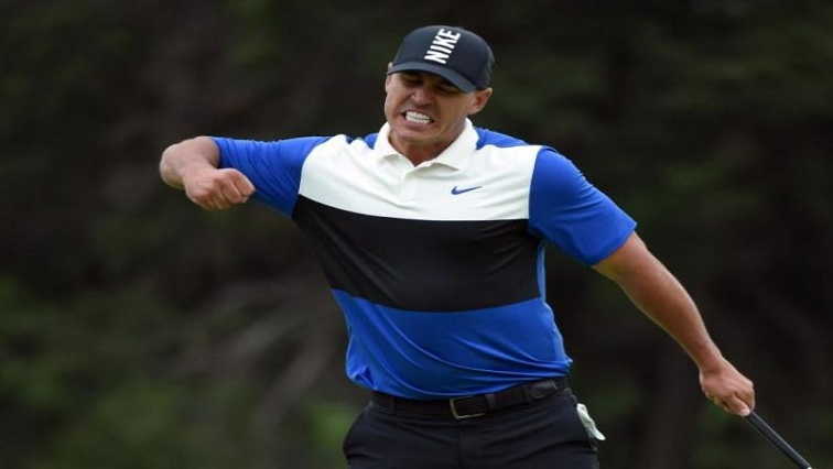 Brooks Koepka Mandatory Credit John David Mercer USA TODAY Sports - Koepka survives to win PGA