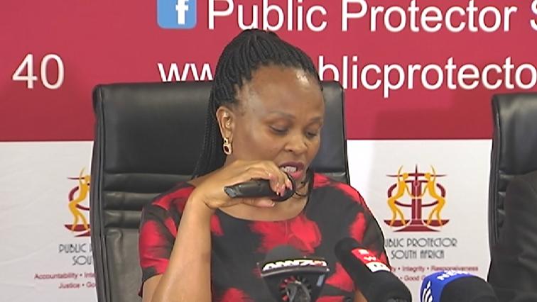 Busisiwe Mkhwebane P - Mkhwebane's fitness to hold office may resuscitate: Motshekga