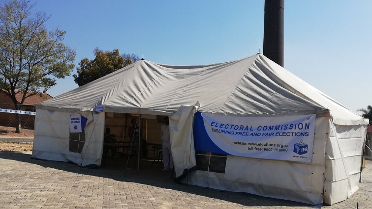 IEC vote.jpg Twittter@Pabi Lephaka - IEC says it's ready for election day