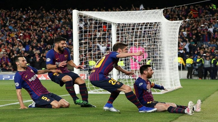 Soccer Barcelona