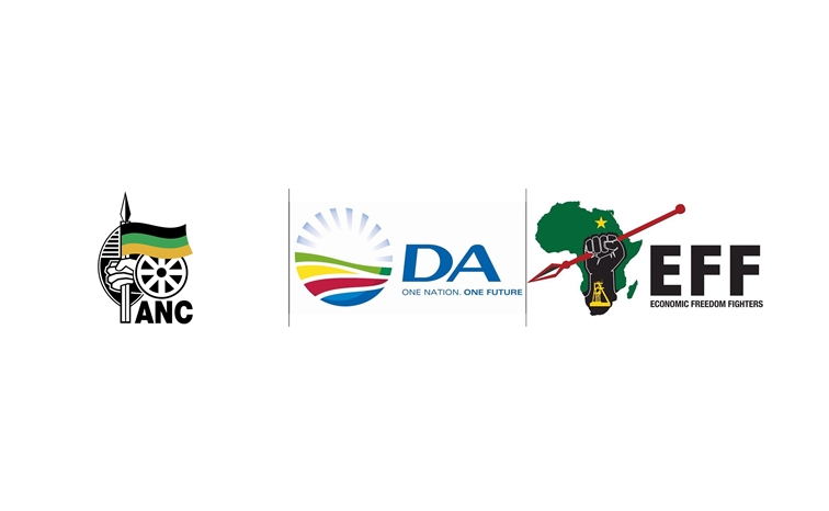 Main parties - ANC, DA, EFF remain SA's firm favourites in the Metros