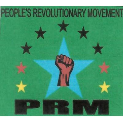 PEOPLE'S REVOLUTIONARY MOVEMENT