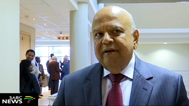 Pravin Gordhan SABC News 2 - Gordhan to take Public Protector's report on review