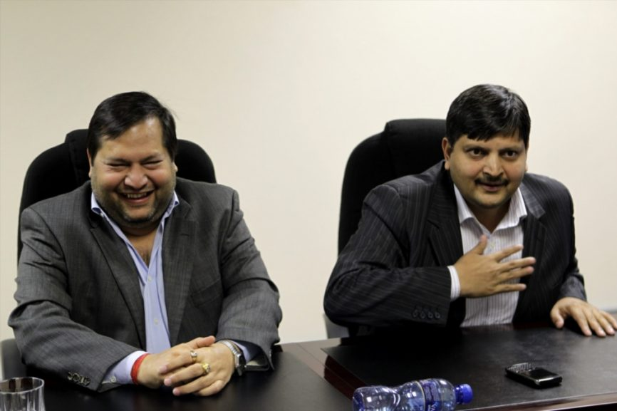 SABC NEWS Ajay and Atul Gupta Getty 866x577 - OUTA releases list of individuals implicated in alleged Gupta dealings