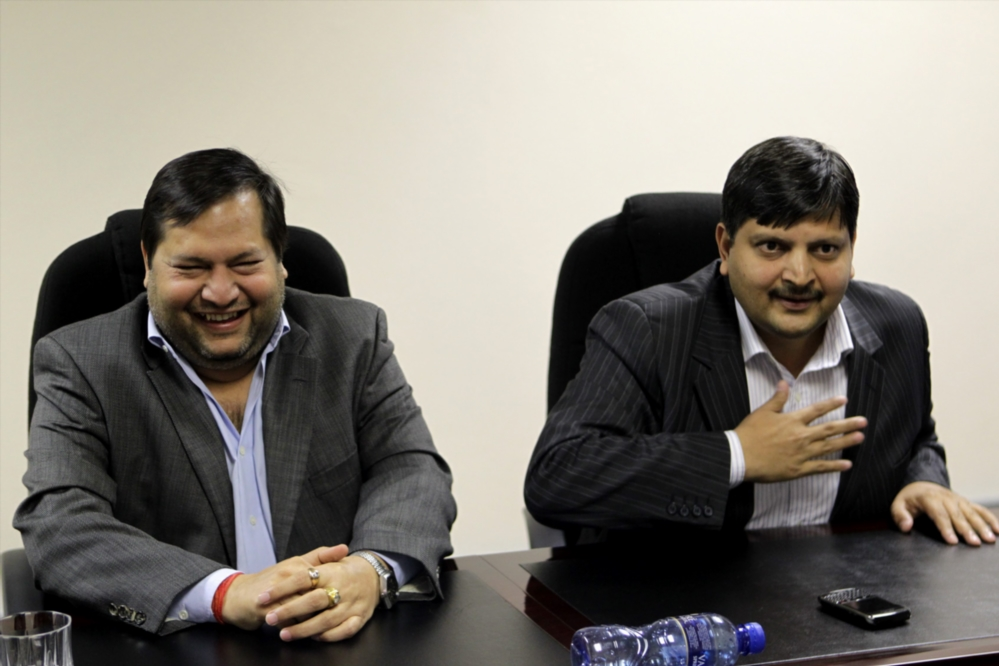 Gupta brothers