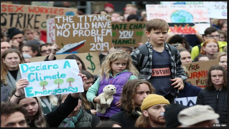 Swedish teenage activist demands climate action - SABC News - Breaking news, special reports, world, business, sport coverage of all South African current events. Africa's news leader.