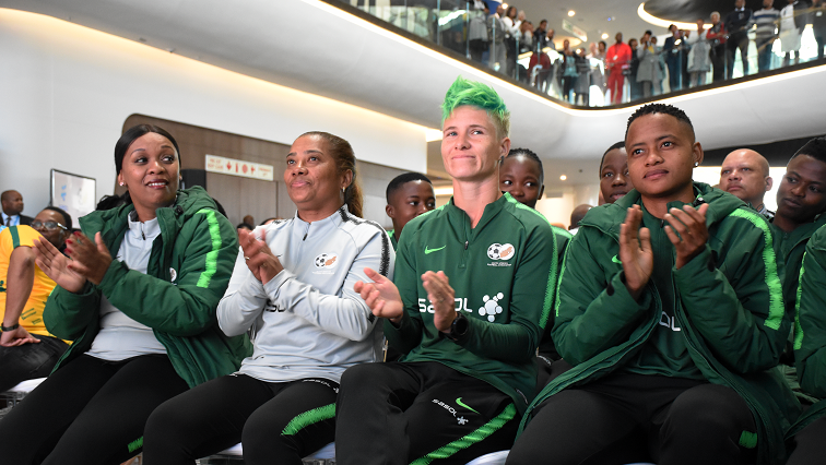 SABC NEWS BANYANA by Dinilohlanga Mekuto - SAFA to invest millions in Women's Premier League