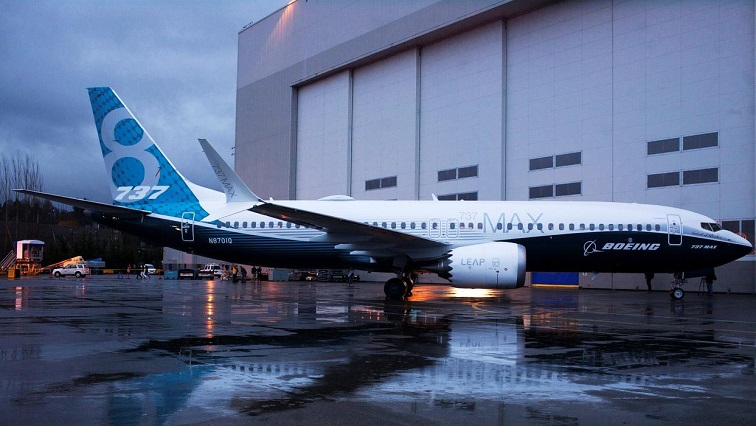 SABC News 737 MAX jets R - Boeing at two-week high as approval for 737 MAX to fly seen by late June