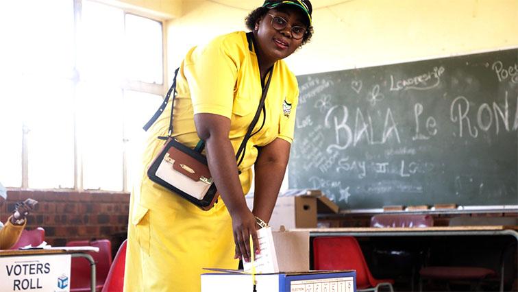 SABC News @mmKubayiNgubane twitter - Concern over voting glitches in Soweto