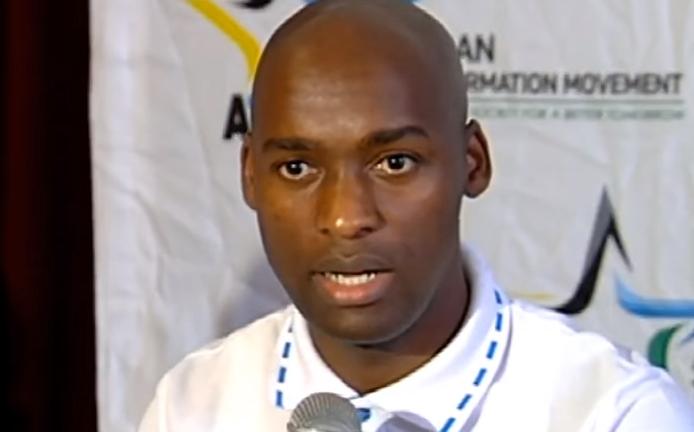 ATM president, Vuyolwethu Zungula.