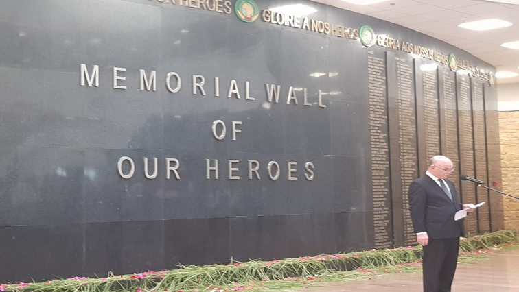 AU honours those who died in peacekeeping missions - SABC News - Breaking news, special reports, world, business, sport coverage of all South African current events. Africa's news leader.