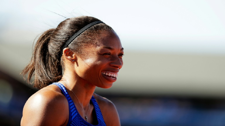 SABC News Allyson Felix AFP - Nike to end financial penalties for pregnant athletes – report