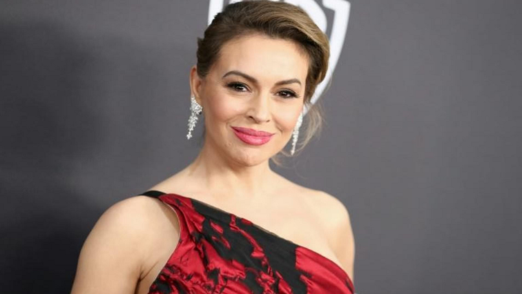 SABC News Alyssa Milano AFP - 'Sex strike' call over Georgia abortion law fuels Hollywood boycott debate