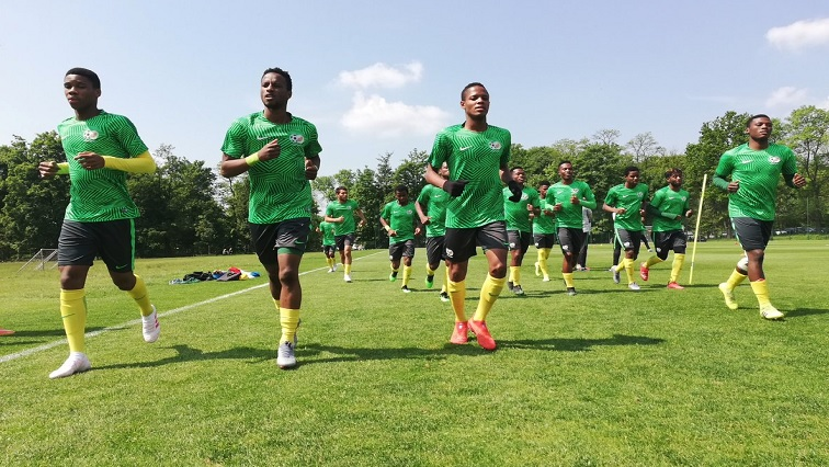 SABC News Amajita Twitter 1 - We will remain positive for the last two games – Senong