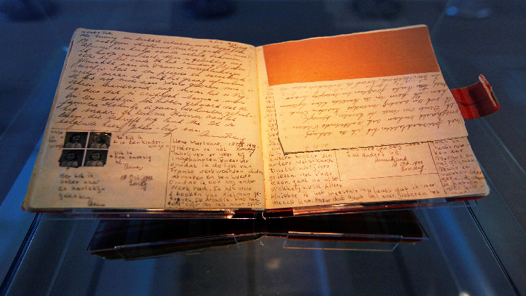 SABC News Anne Frank diary Reuters - New edition of Anne Frank's diary 'brings the reader closer to her'