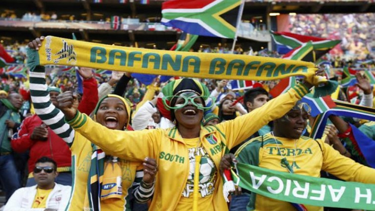 SABC News Bafana fans Twitter - Afcon qualifiers to use Cosafa Cup wisely