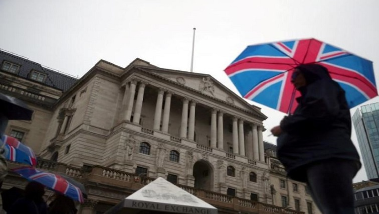 SABC News Bank of England Reuters - Britons tighten belts as lending growth nears five-year low: Bank of England