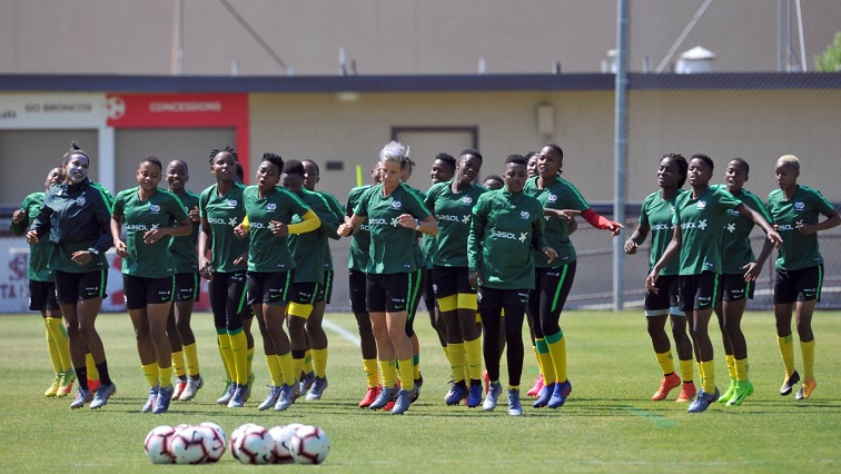 SABC News Banyana Banyana Twitter 2 - We are mentally prepared for the World Cup: Van Wyk