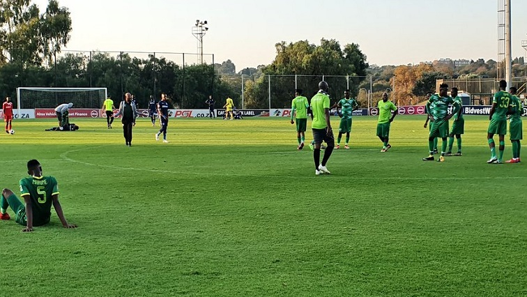 SABC News BarokaFC Twitter - Baroka sinks further into relegation as they fail penultimate test against Wits